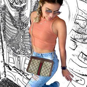 🔴SOLD🔴Gucci Ophidia Clutch/crossbody bag